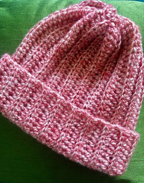 Crochet Easy Hat Pattern for Beginners Ravelry Easy Hat ...